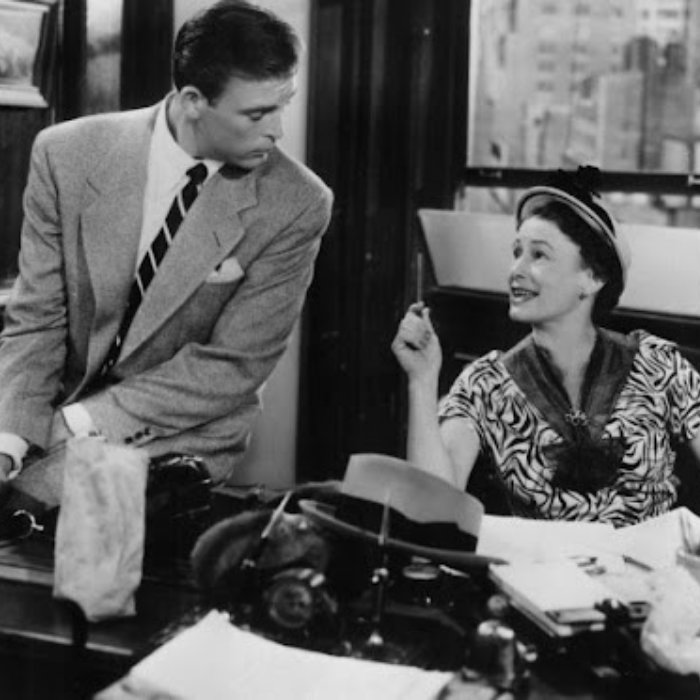 THE MODEL AND THE MARRIAGE BROKER (1951 / 103 minutes)