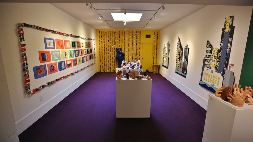 A Year In The Life, 2020-2021: Norwood-Fontbonne Academy  Through Oct. 31. Woodmere Art Museum.