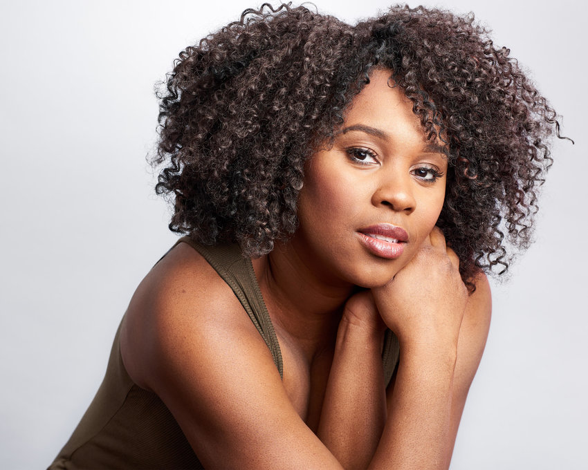 West Oak Lane native Ta'rea Campbell is Angelica Schuyler in the national tour.