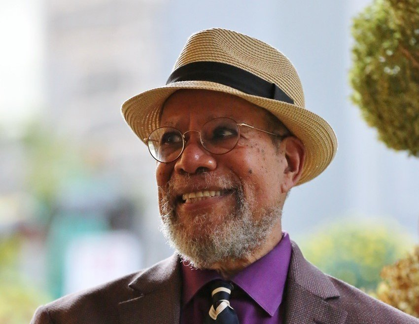 Jerry Pinkney at the Woodmere Gala
