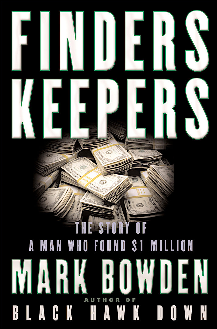 Mark Bowden chronicled the story of Joey Coyle while a reporter for the Philadelphia Inquirer and later turned that reporting into the book 'Finders Keepers.'
