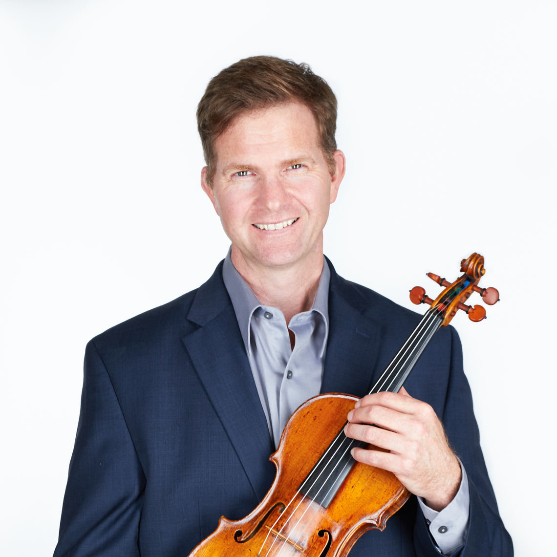 In addition to his antiques business, Michael is a violinist who earned a master's degree in music (violin performance) from Rutgers University and put on monthly concerts at Christ Ascension Lutheran Church, 8300 Germantown Ave. in Chestnut Hill, until the pandemic hit.