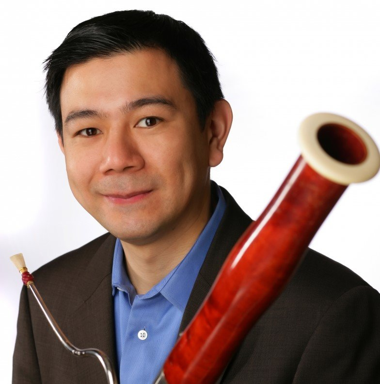 Chestnut Hill resident Daniel Matsukawa, principal bassoonist of The Philadelphia Orchestra since 2000, gave a luminous introduction to Brahms' Second Serenade in the virtual Oct. 15 concert by the Philadelphia Orchestra.