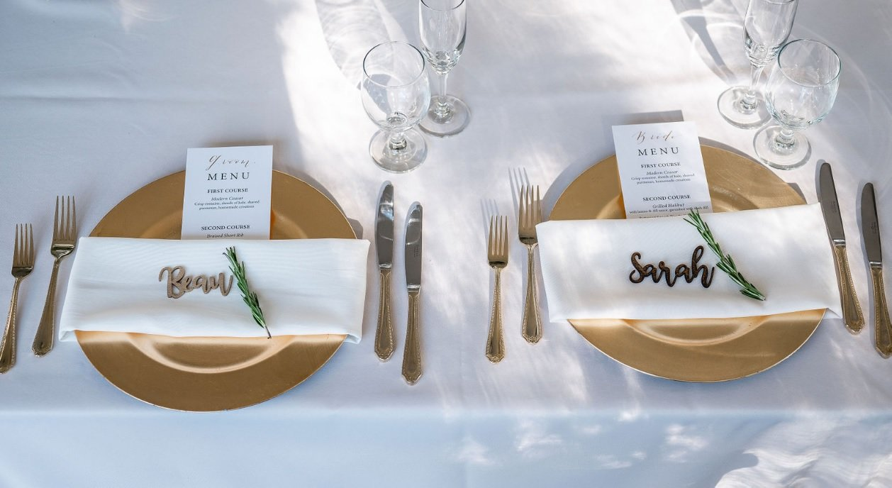 Smaller Holiday Table Settings Can Still Be Challenge The Chestnut Hill Local
