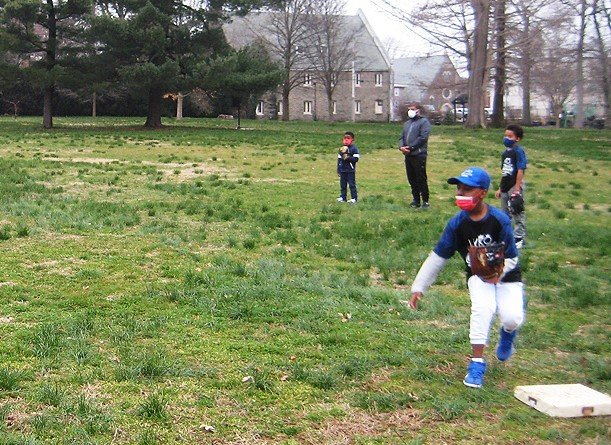 The Germantown Warriors will have their first league play in the Chestnut Hill Youth Sports Club. The Warriors were formed in 2019 and the season was cancelled in 2020 when the pandemic hit.