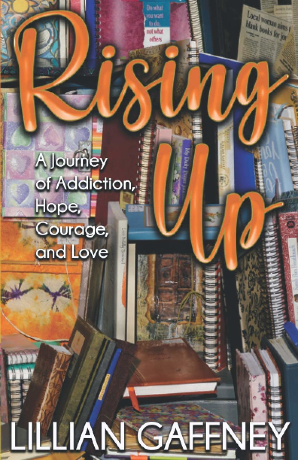 """Rising Up,"" just published by Lillian Gaffney of Glenside, has received 11 reviews so far on amazon.com, all of which are five stars."