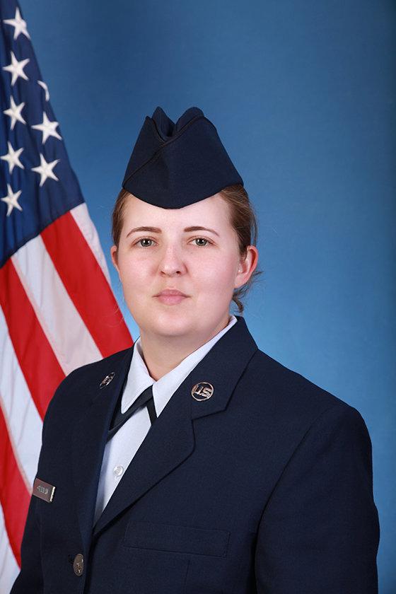 U.S. Air Force Airman 1st Class Denielle C. Chapman