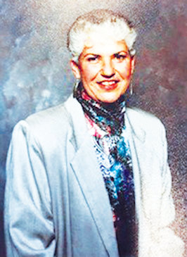MARLENE JOY ROBINSON