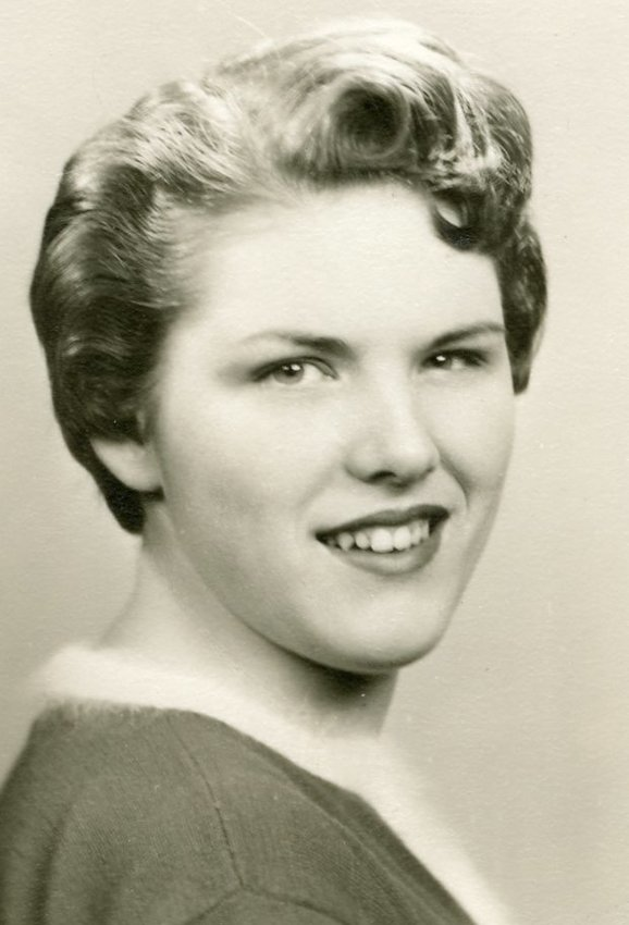 MARIE ANNETTE ROBINSON  MAY 28, 1937 – AUGUST 2, 2019