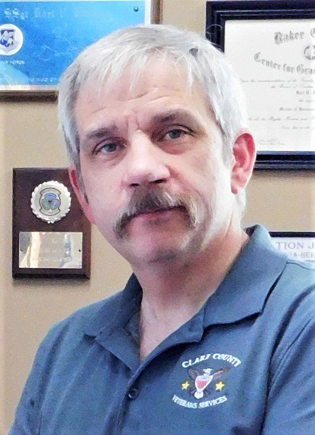 Karl Hauser, Clare County Veterans Services