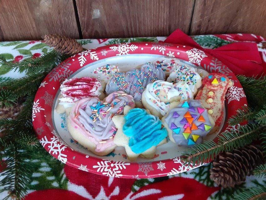 Amish Cook-Christmas Cut-out Cookies