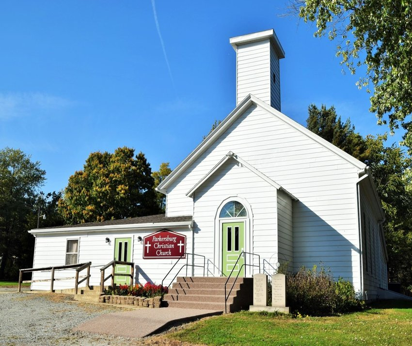 Parkersburg Christian Church will celebrate its 150th anniversary Aug. 9-11, 2019.