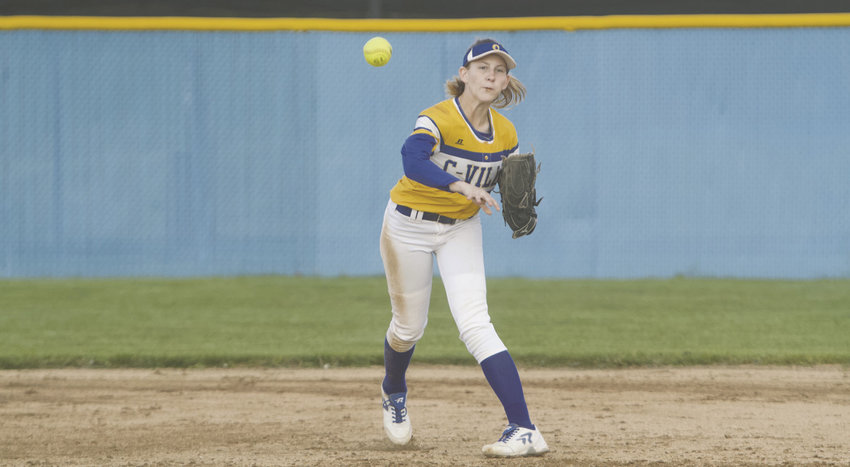 Crawfordsville's Addie Laskowski earned 12 varsity letters over four years as an Athenian.
