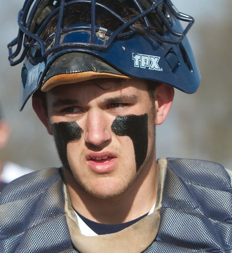 North Montgomerty grad Baylee Adams was a three-sport standout for the Chargers in football, basketball, and baseball.