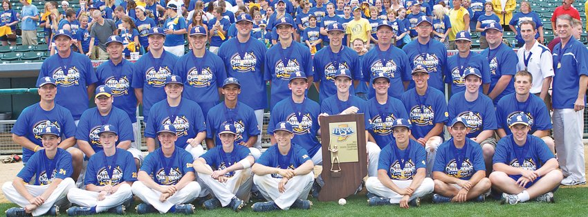 The 2011 Crawfordsville baseball team was the lone state championship team from the decade.