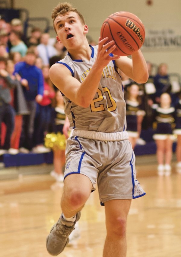Cole Watt gave the Athenians a spark off the bench in a 60-39 win at Fountain Central on Friday.