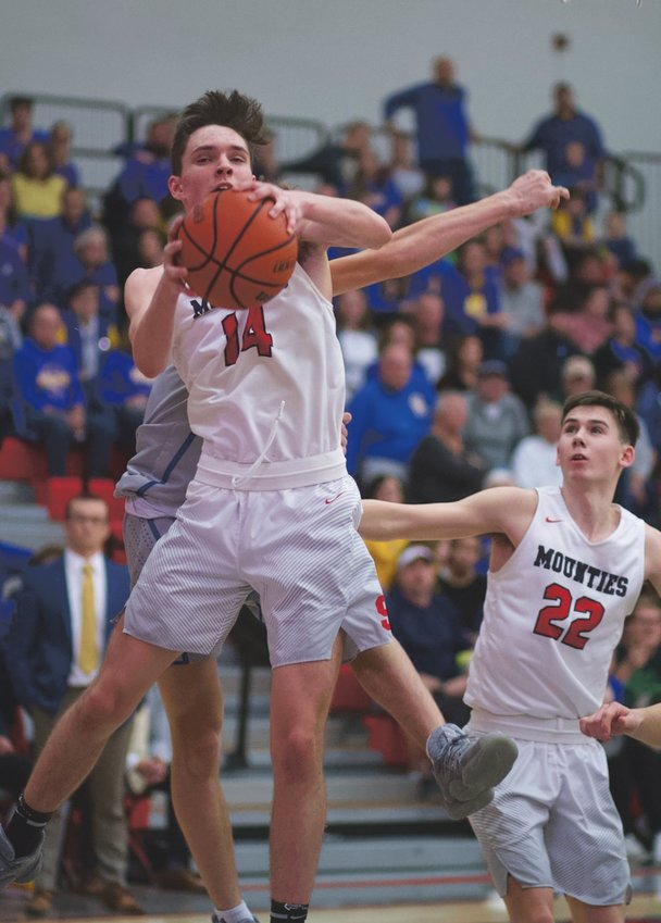 Southmont's Austin Bowman led all scorers with 22 points in a 58-56 overtime win over Crawfordsville.