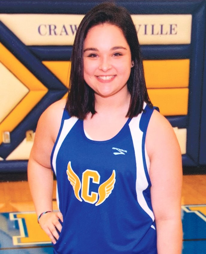 Crawfordsville's Aneesa Marquez is the daughter of Armando and Nastasha Marquez.  She plans to attend Indiana State University and will study Nursing.