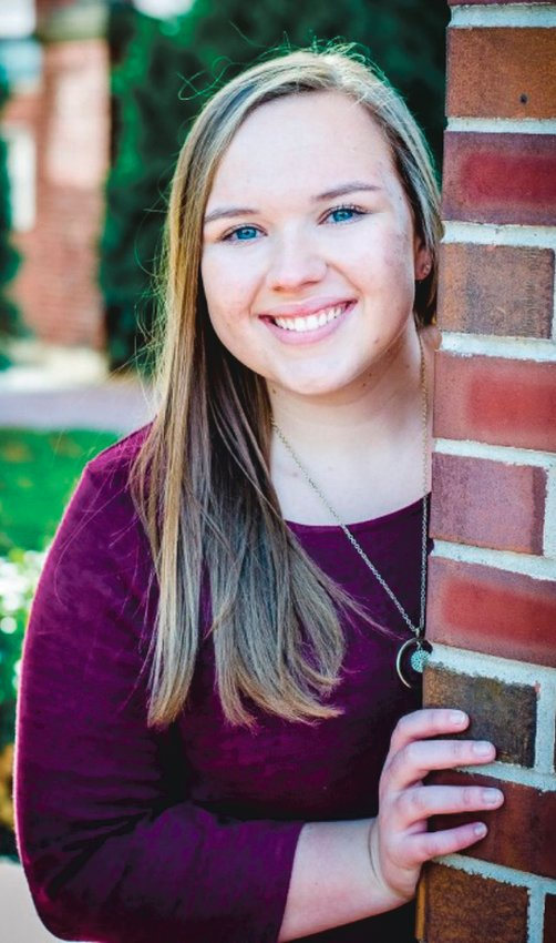 North Montgomery's Gracie Chapman is the daughter of Jason and Sarah Chapman. Her favorite tennis memory is winning sectionals and stopping for ice cream on the way home from tennis tournaments. She plans to attend Indiana State University and major in elementary education.