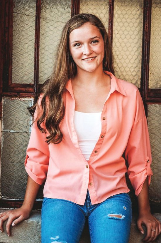 North Montgomery's Ellen Laffoon is the daughter of William and Heather Laffoon. Her favorite tennis  memory is getting ice cream after tournaments and watching previous seniors run through the water. She will attend Purdue and Ivy Tech to major in Agribusiness Management.