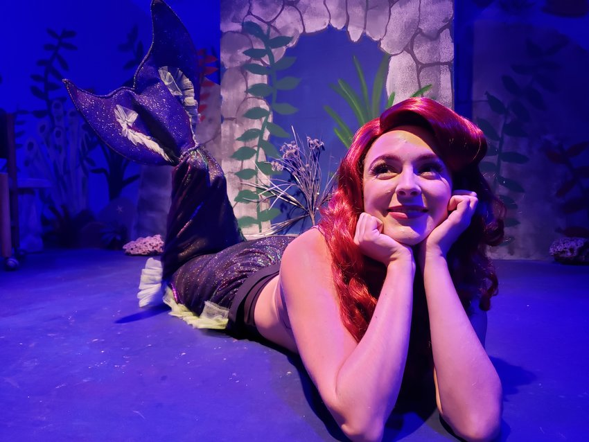 Myers Dinner Theatre in Hillsboro reopens Saturday with Disney's The Little Mermaid.
