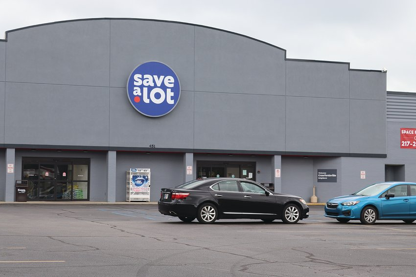 The Save A Lot store at 451 E. South Blvd. is set to close Saturday.