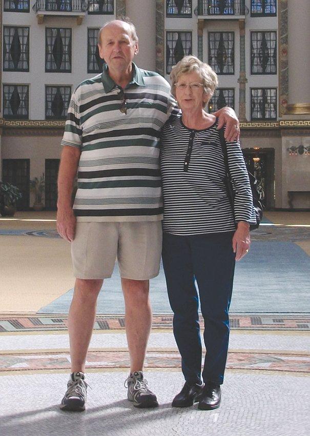 Max and Sue Todd