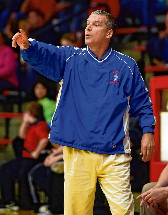 Dan Burkman enters his first season as the Southmont girls basketball coach.  Burkman posted a 129-58 record in eight seasons at Indian Creek and won three sectional titles.