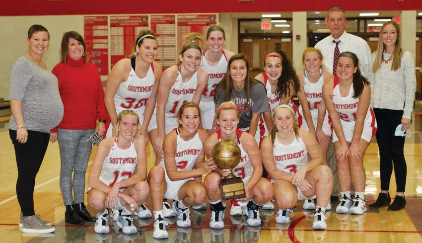 Southmont won its first Sugar Creek Classic title with a 43-37 overtime win over Crawfordsville on Saturday.