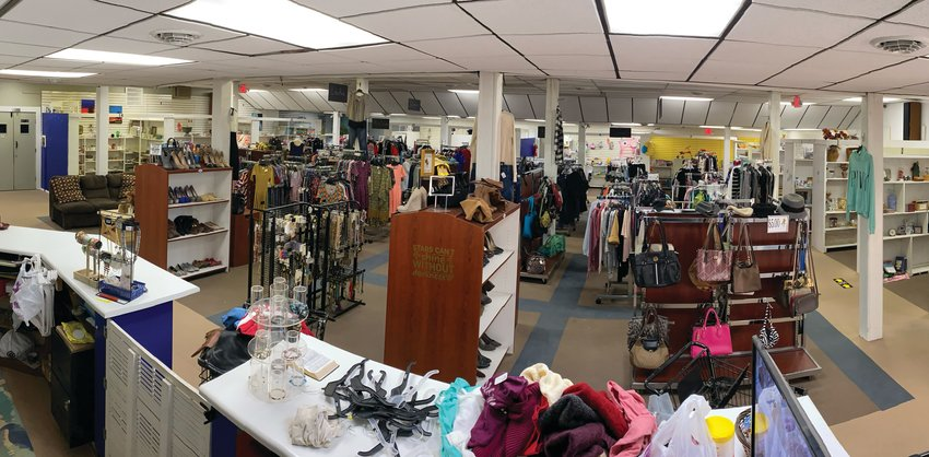 WellSpring Marketplace sells clothing, furniture and household items from the former Eastside Flea Market on Indianapolis Road.