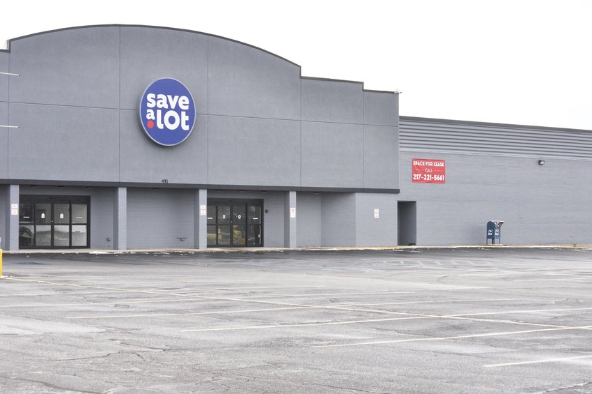 The Montgomery County Health Department is leasing the former Save A Lot building, seen here Thursday, for a community COVID-19 vaccination site.