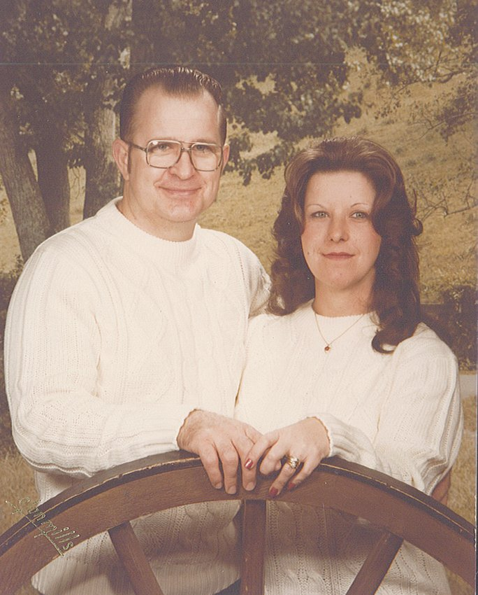 Mr. and Mrs. Ron and Shirley Hanley