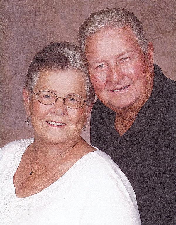 Jerry and Jennie Mills