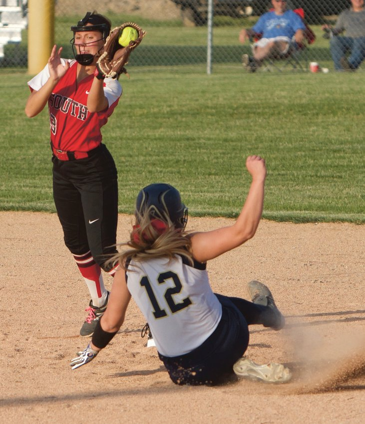 Natalie Manion is one of a handful of returners for the Southmont softball team in 2021.