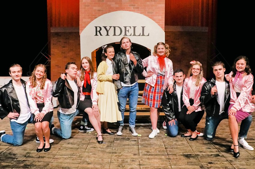 "The cast of Southmont High School's production of ""Grease"" takes the stage Thursday, Saturday and Sunday in the Southmont   auditorium."