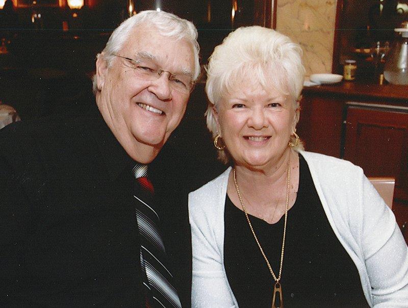 Bill and Retta Richardson celebrated their 50th wedding anniversary on July 3.