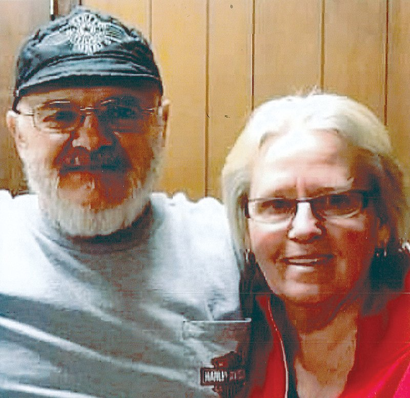 Bill and Pam McIntyre are celebrating 50 years of marriage.