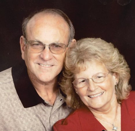 Paul and Wanda Harrison are celebrating 45 years of marriage.