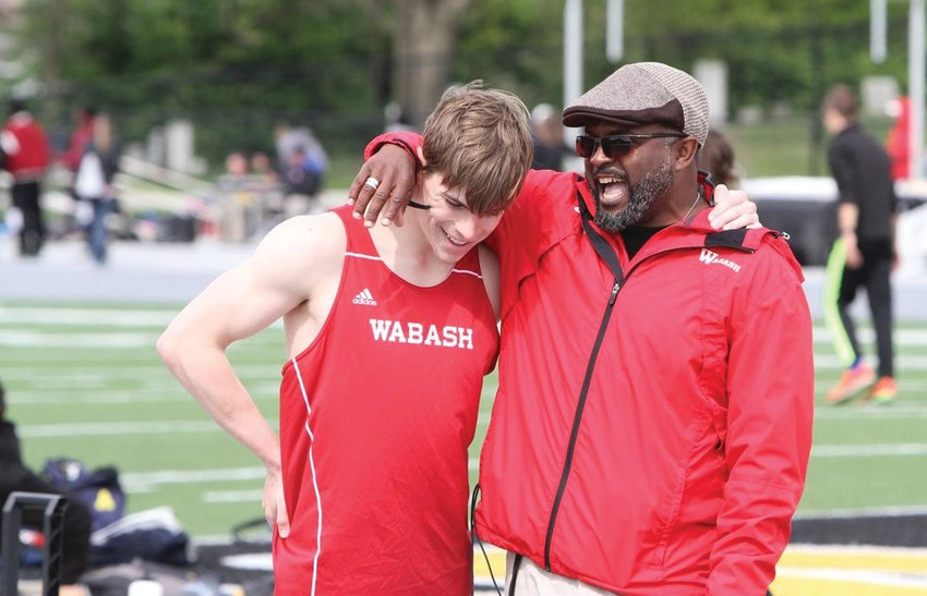 Clyde Morgan has been the Director of Track and Field and Cross Country at Wabash College since 2018 and the head track and field coach since 2008.