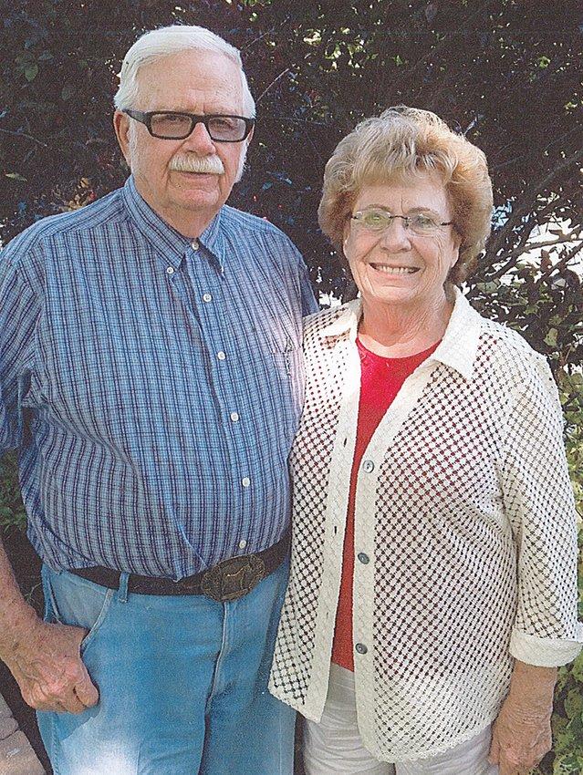 "Mr. and Mrs. Lloyd L. ""Buck"" Eads"