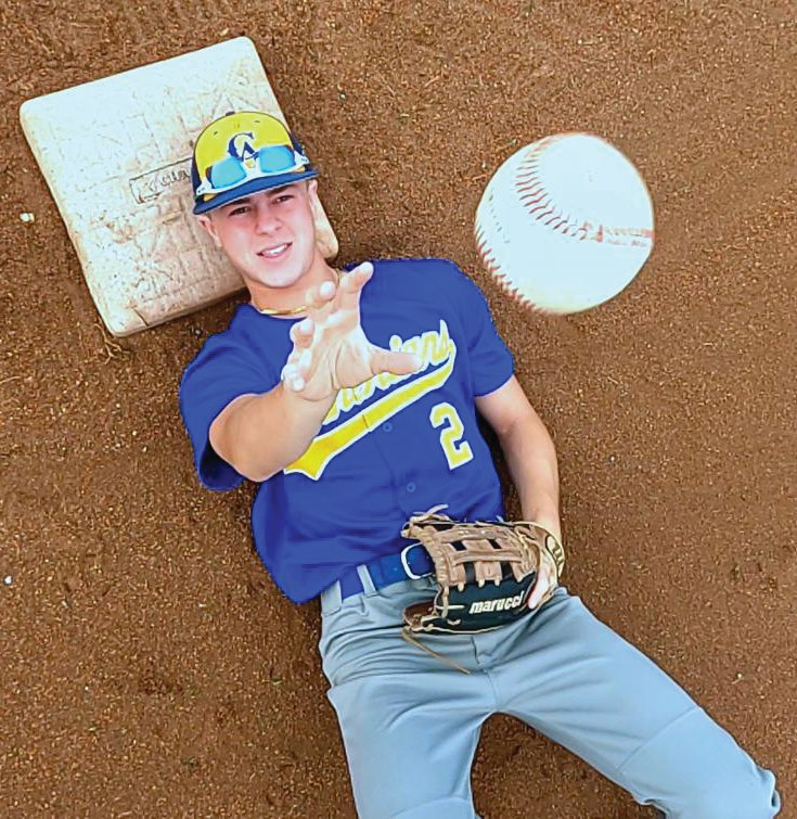 Crawfordsville junior Austin Motz was the area's top hitter this season with a .387 batting average and 22 RBI.