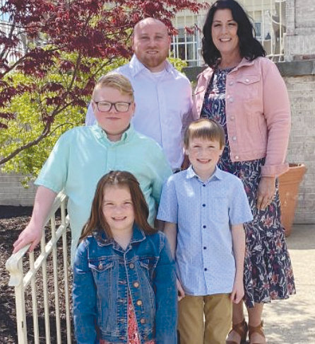 A fund has been established for the Jewell family who lost their home and possessions in a fire Tuesday.