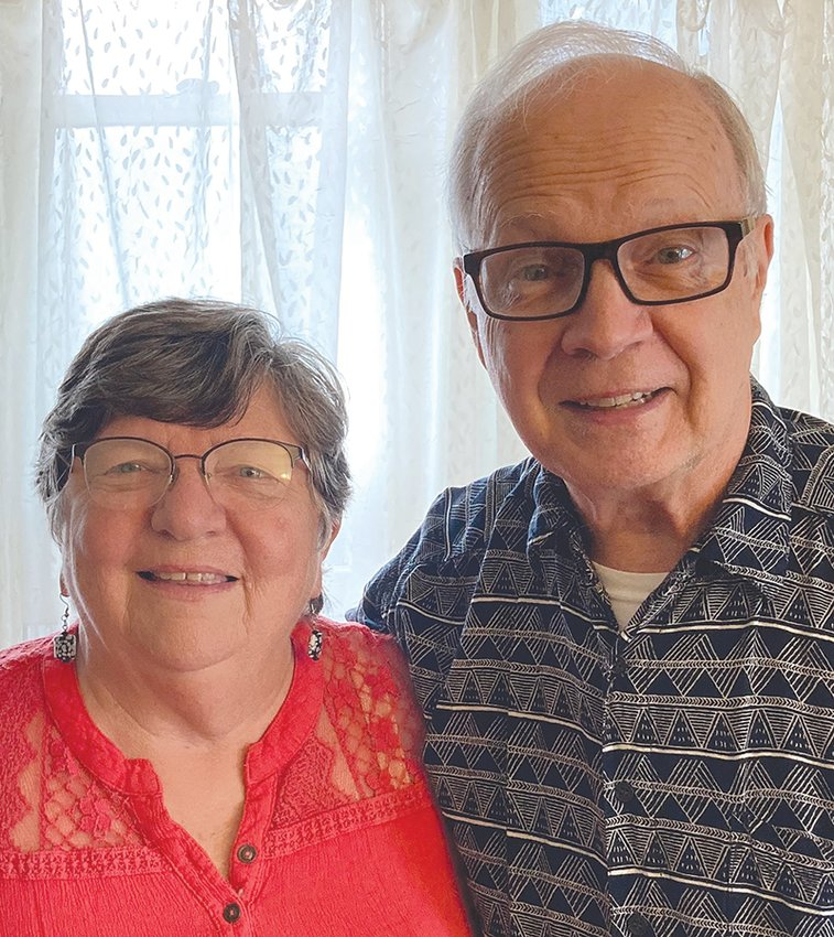 Nancy and Larry Bennett will celebrate their 50th wedding anniversary with an open house Saturday at St. John's Church.
