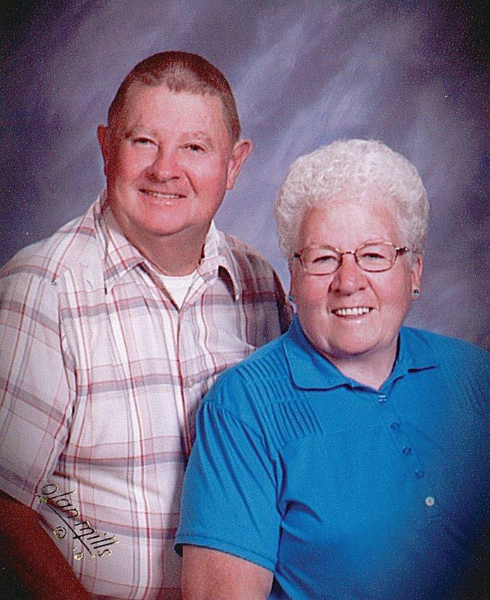 Paul and Carole McCloud