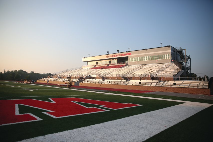 Little Giant Stadium is home to the Wabash football and track and field teams.