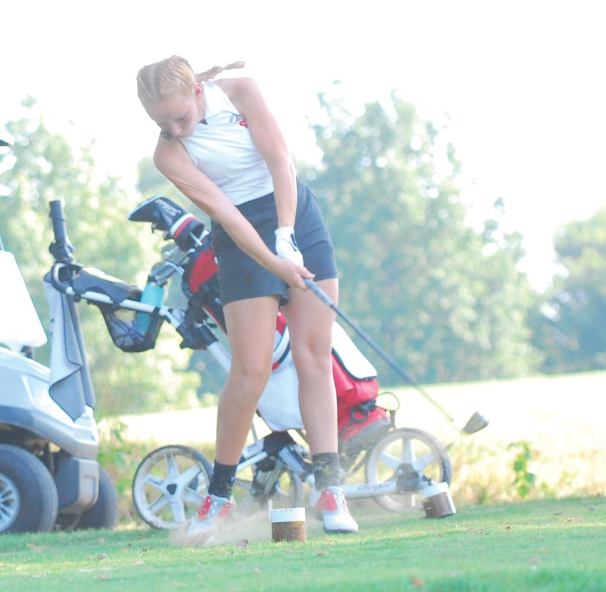 Southmont freshman was the sectional meet medalist with a 73 on Saturday at Harrison Hills.