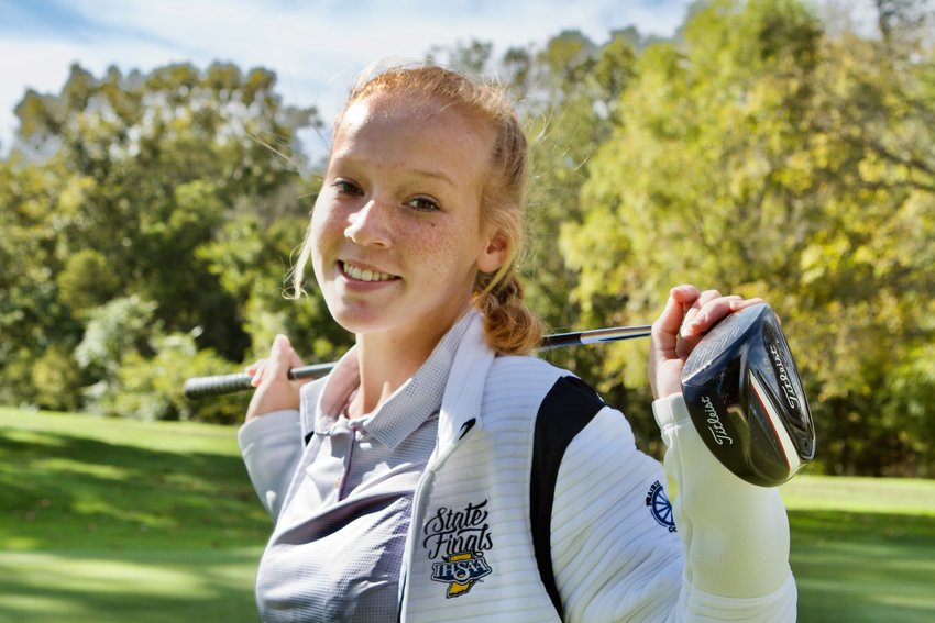 Meadows is the first golfer in Southmont history to qualify for the State Finals