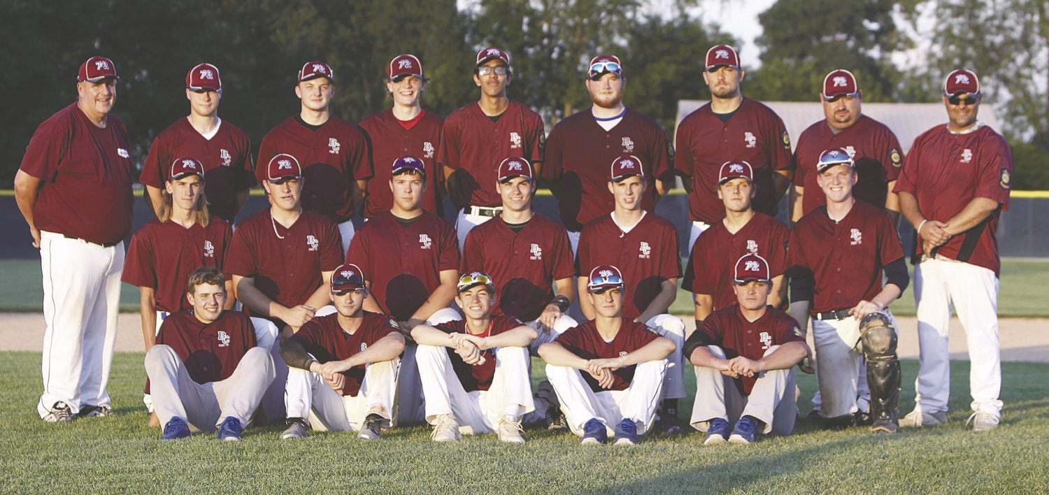Legion Nine Falls In Regional: Post 72 Falls In Regional Final