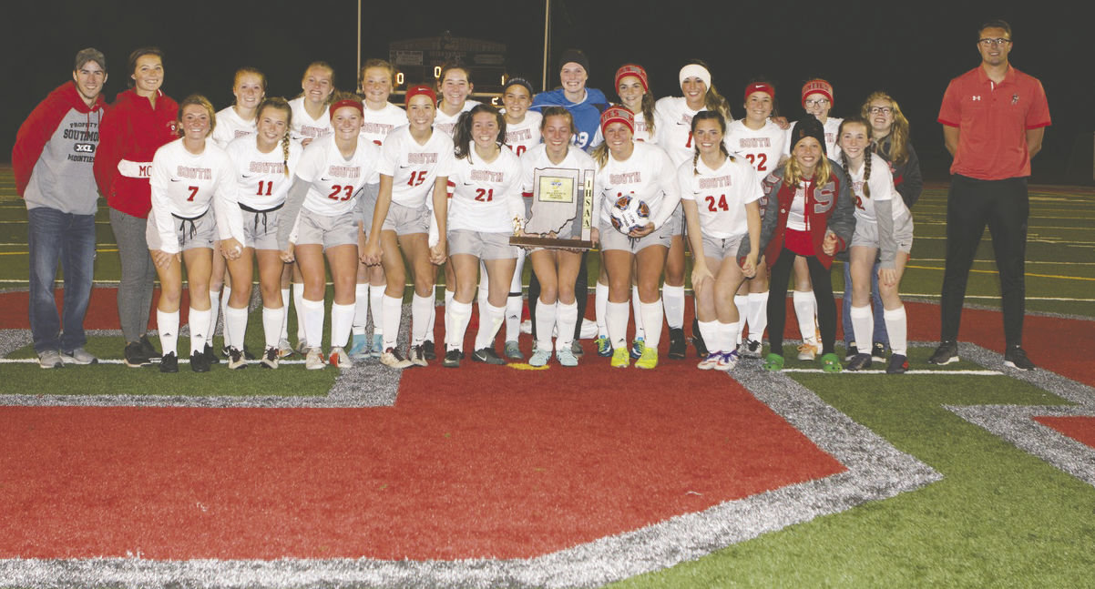 Southmont claimed their third straight Class A Sectional title with a 1-0 win over North Putnam.