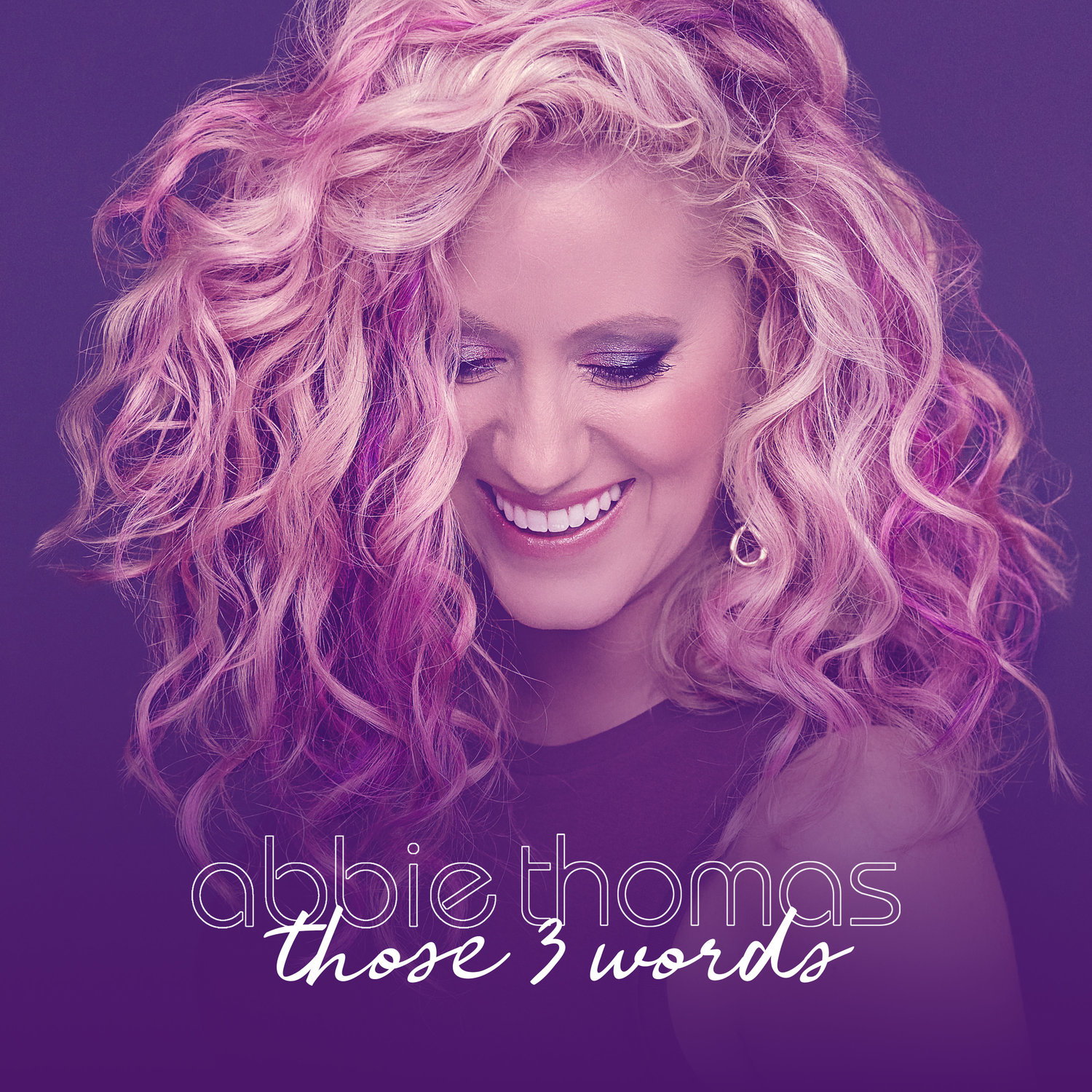 Abbie Thomas released her debut single, Those 3 Words, on April 10, 2020.